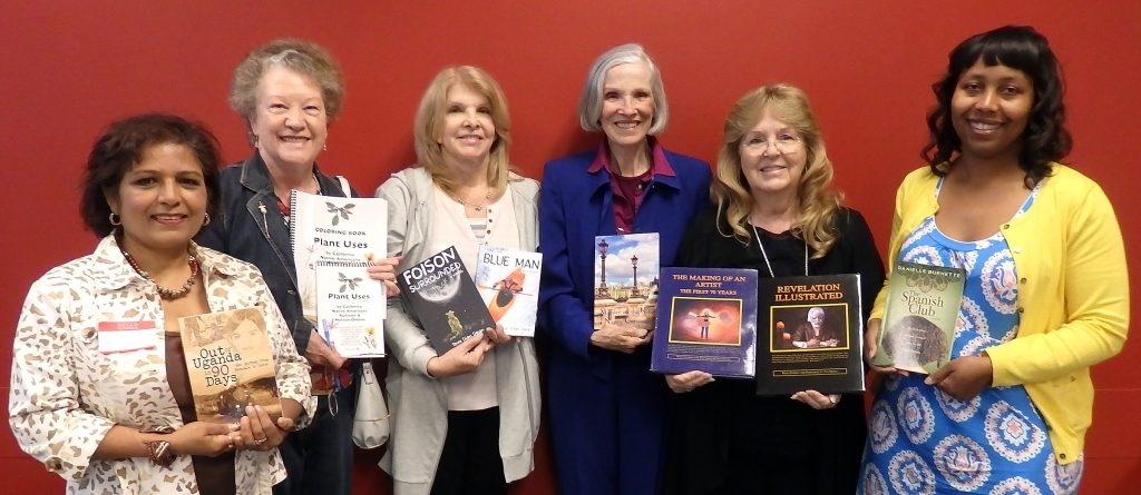 Fremont Area Writers  provides encouragement and skills you need to become and stay current on the art and business of writing. These authors read and sold their works at a recent book-signing event organized by Jan Small.